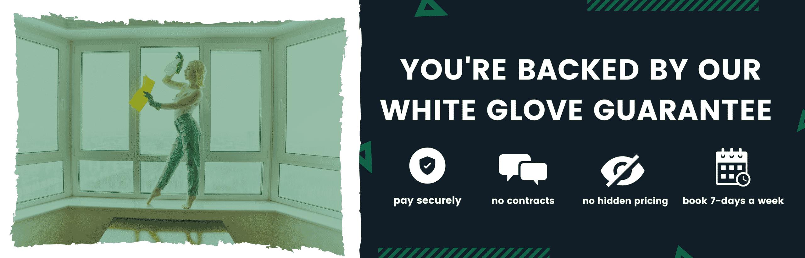 hometress white glove guarantee Center City Philadelphia pa